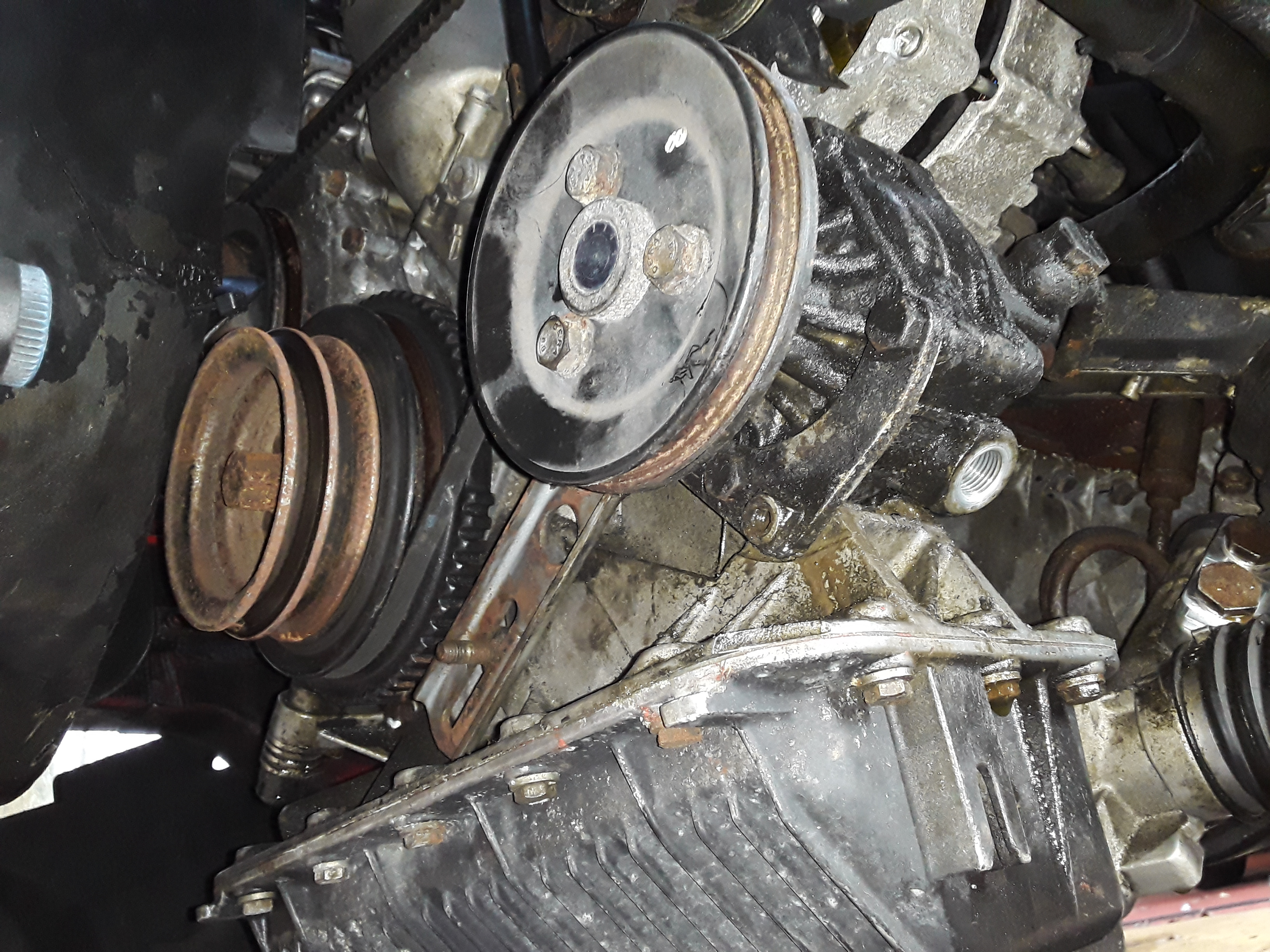 Rolling Blockout A Proper Tutorial On The Deletion Of An M42 Power Steering System Part Two Rye30 Racing New Posts On Sundays